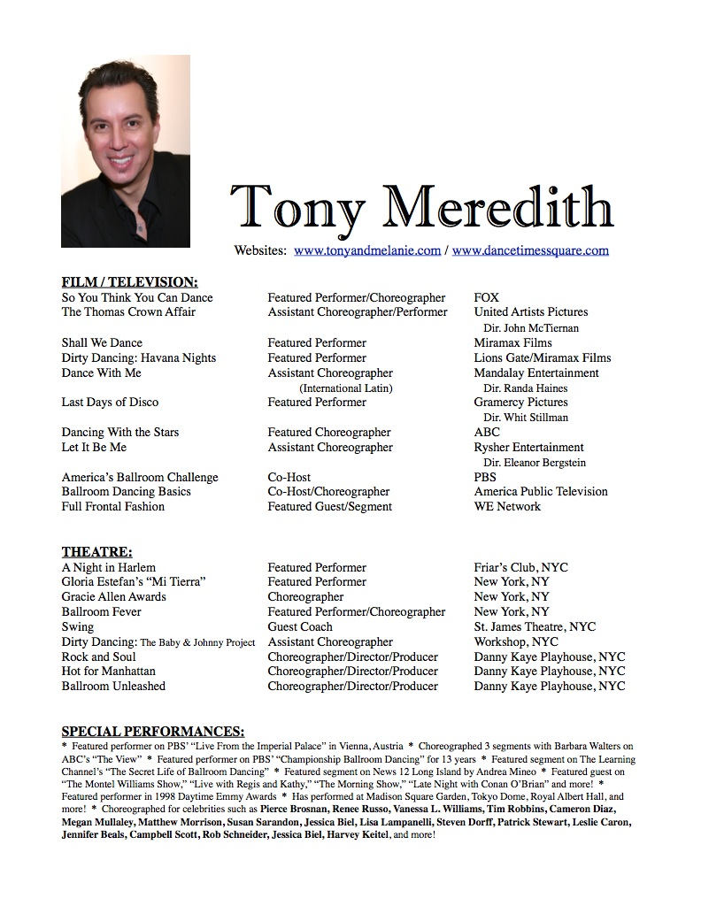 Resumes With Pictures minimal multimedia artist resume Resumes